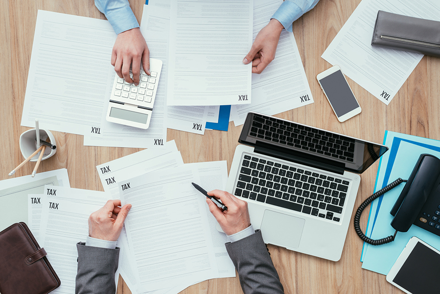 5 Things You Need to Do Before Talking to Your Accountant about Taxes This Year   Accounting for Small Business   Easier Accounting